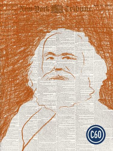 Dal nostro corrispondente a Londra. Karl Marx giornalista per la New York Daily Tribune